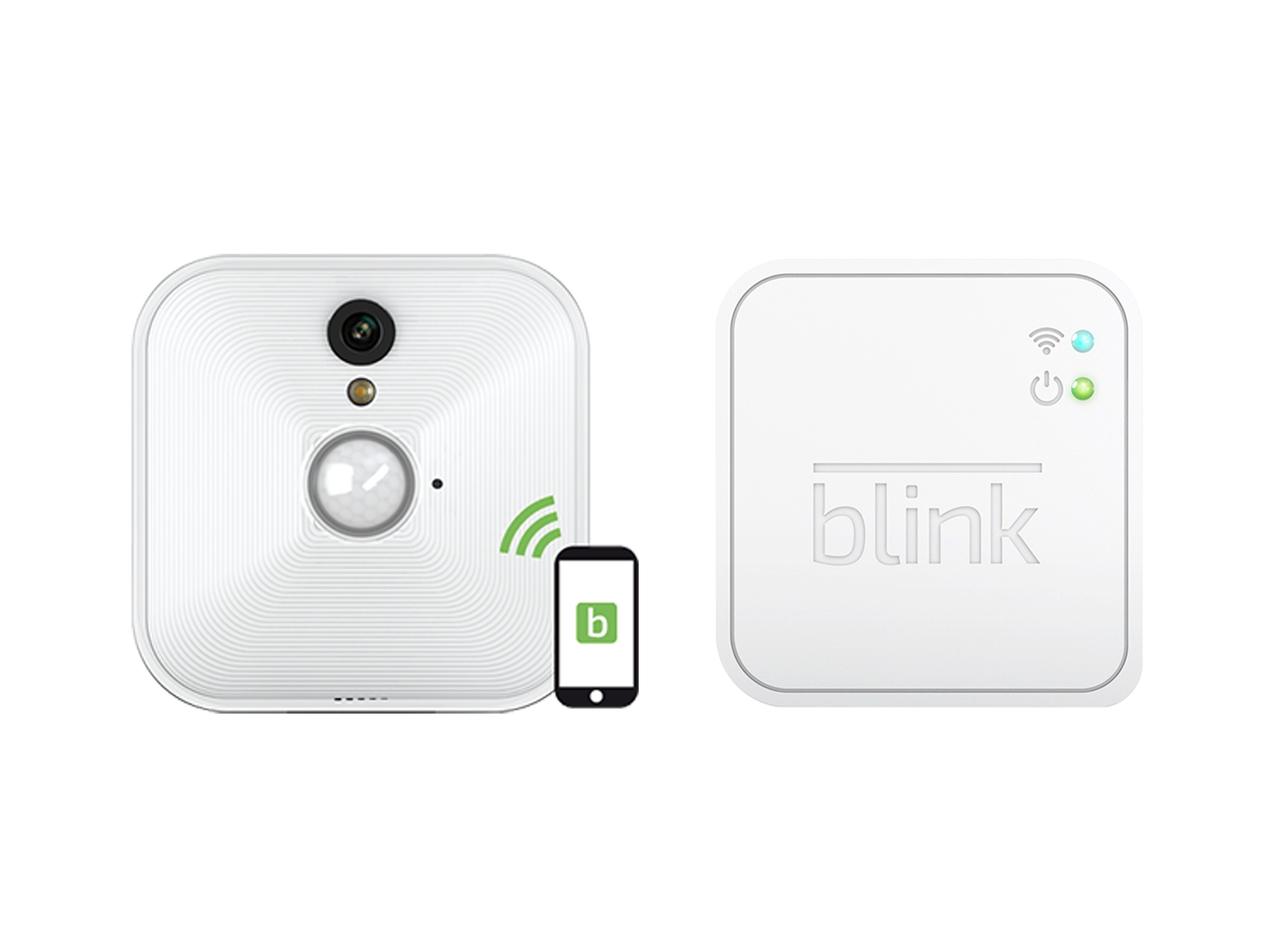 blink Wireless Smart Home HD-Kamera-System - Sarterset 1+1 »1 Kamera-System - B1SC1M11«